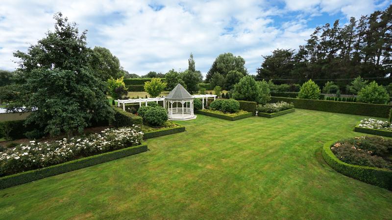 Garden venue